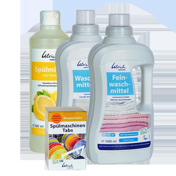 Bæredygtige rengøringsprodukter
